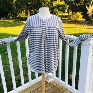 Lucky Brand Knit Long Sleeve Shirt